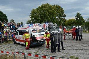 """""""Tag der Sicherheit"""" in Eisenstadt, 14.09.2013"""