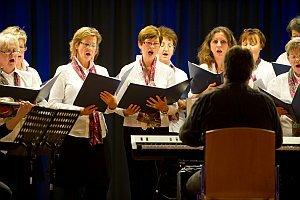 Adventkonzert Auklang-Chor, 05.12.2014