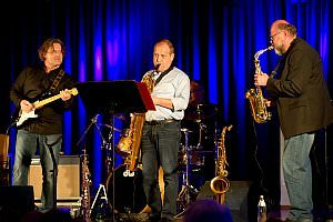 Blues Night mit Habersak & Friends, 20.02.2014