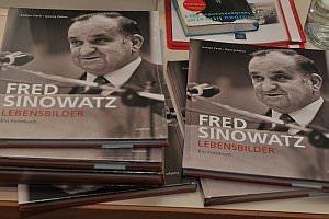 Buchpräsentation 'Fred Sinowatz - Lebensbilder', 05.03.2013