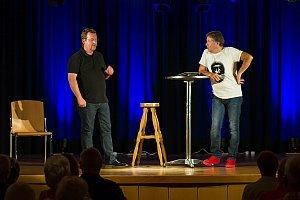 Kabarett mit Josef Burger & Kurt Michael Strametz, 09.09.2016