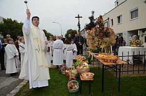 Erntedankfest in Neufeld, 29.09.2013