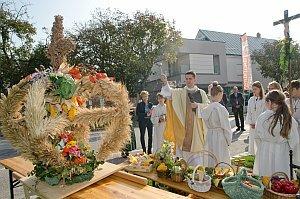 Erntedankfest in Neufeld, 05.10.2014