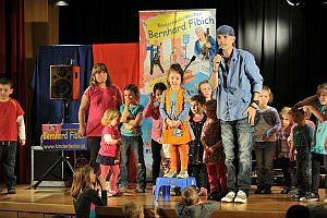 Kinderkonzert mit Bernhard Fibich, 20.04.2013