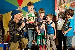 Kinderkonzert mit Bernhard Fibich, 22.03.2014