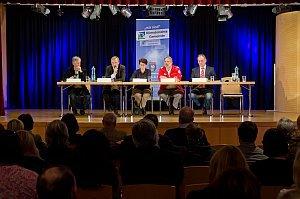 Gemeindeversammlung in Neufeld, 19.10.2015