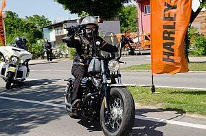 Harley-Davidson Probefahrtage, 04.05.2014