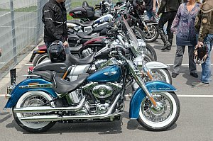 Harley-Davidson Probefahrtage, 09.05.2015