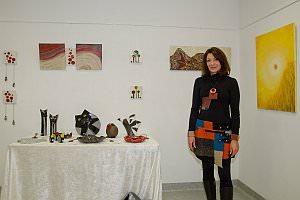 Herbstausstellung vom Künstlerverein Neufeld, 20.09.2013