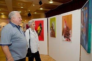 Herbstausstellung vom Künstlerverein Neufeld, 19.09.2014