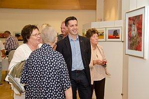 Herbstausstellung vom Künstlerverein Neufeld, 18.09.2015