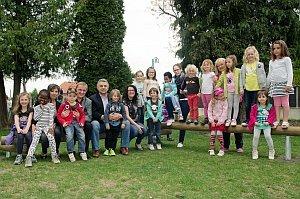 Balancierbalken für den Kindergarten Neufeld, 28.04.2015