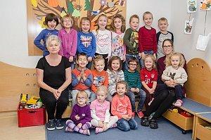 Gruppenfotos im Kindergarten Neufeld, 02.12.2016