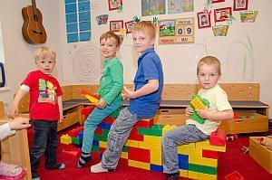 Tag der offenen Tür im Neufelder Kindergarten, 09.05.2014