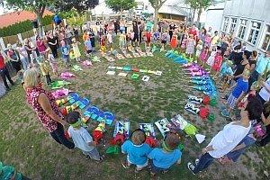 KDG: Grillfest der Vorschulkinder, 18.06.2014
