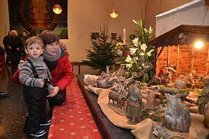 Kindermette in Neufeld, 24.12.2013