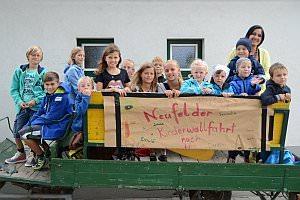 Kinderwallfahrt nach Loretto, 13.08.2013