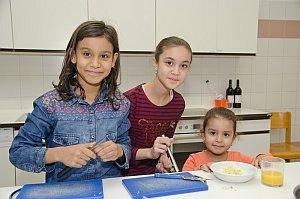 Gemeinsam kochen ... Ägypten, 17.12.2015