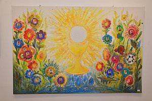 Frühjahrsausstellung vom Künstlerverein Neufeld, 24.05.2013