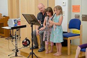 Konzert in der Musikschule Neufeld, 25.06.2014