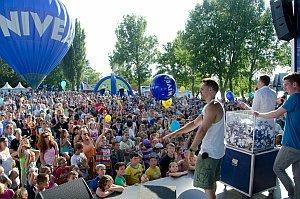 Nivea Familienfest, 16. + 17.08.2014