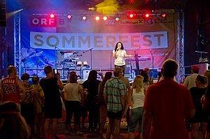 ORF Burgenland Sommerfest, 07.08.2015