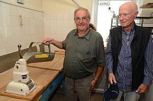3. Ortshistorischer Rundgang ins Neufelder Bäckereimuseum, 08.09.2013
