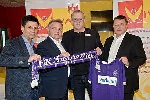 PK: Austria Wien ab Juni 2016 im Viva, 11.12.2015