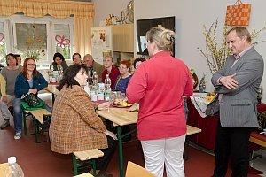 Ehrenamt im Pflegeheim, 25.03.2015