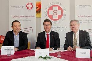 PK im PKZ Neufeld mit LR Peter Rezar, 15.04.2015