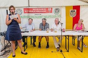 Jahreshauptversammlung vom Siedlerverein, 27.08.2016