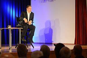 Kabarett mit Andreas Steppan in Neufeld, 06.09.2013