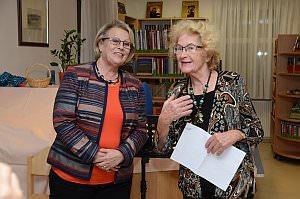 Tagebuchtag in der Stadtbücherei Neufeld, 07.11.2013