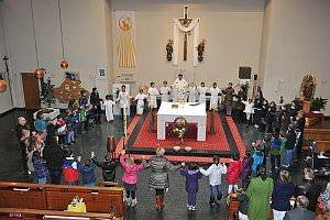 Tauferneuerung und Taufe, 07.04.2013