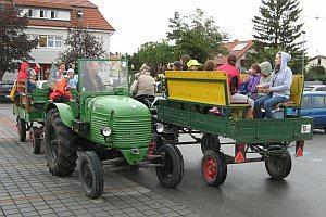 Ferienspiel mit Traktorfahrt, 13.08.2013