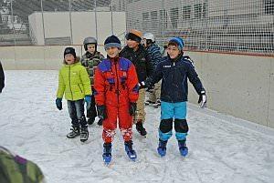 VS Eislaufen 3. Klassen, 25.11.2013