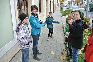 Energieinterviews der 4. Klassen VS Neufeld, 12.11.2014