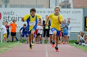 Kids-Olympiade der VS Neufeld, 24.06.2014