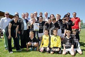 VS Neufeld gewinnt Mike Cup im Bezirk Eisenstadt, 20.05.2014