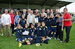VS Neufeld gewinnt Mike Cup im Bezirk Eisenstadt, 19.05.2015
