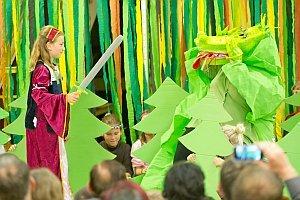 VS Ritterfest 'Herzeloide und der Drachentanz', 16.10.2014