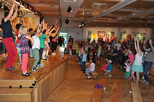Schulfest der VS Neufeld, 07.06.2013