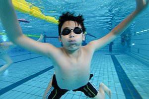 VS Schwimmkurs der 3. Klassen, 30.04.2014