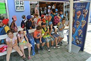 VS Wandertag: 2. Klassen unterwegs, 19.06.2013