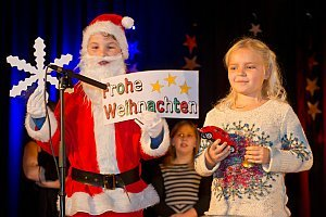 Gemeindeweihnachtsfeier Neufeld, 19.12.2015