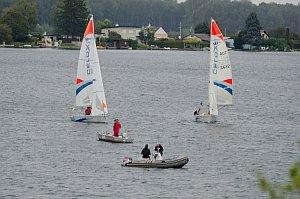 Austrian Match Racing Tour beim UYCNf, 27.09.2014