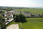 Neufeld/Leitha von oben