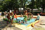 Familienstrandbad Neufelder See