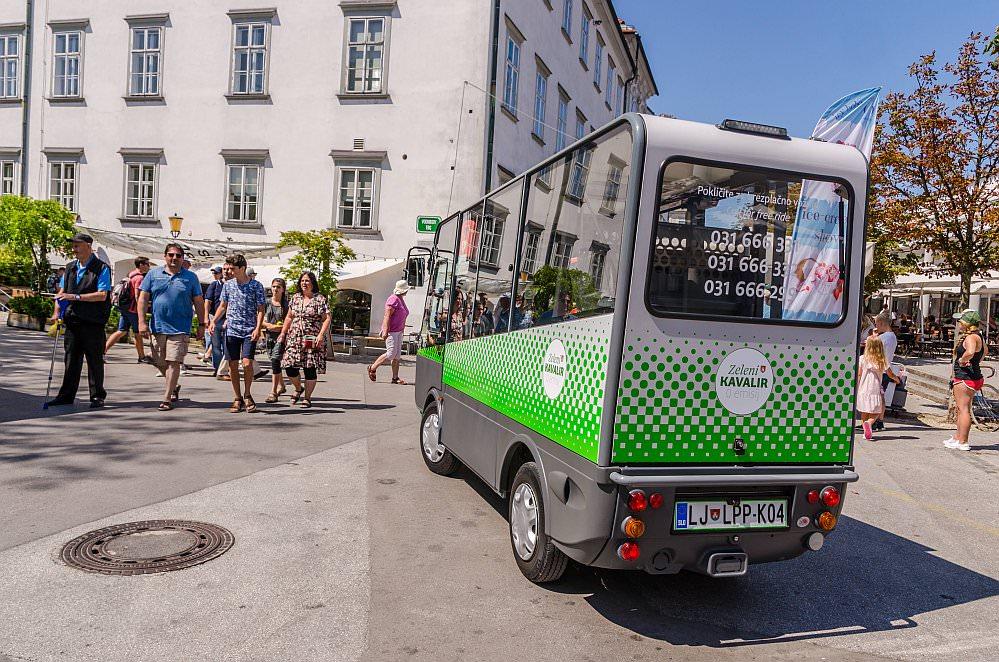 Rundreise Slowenien
