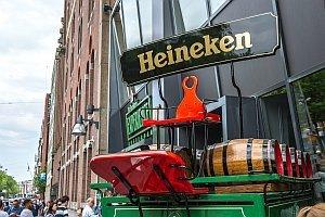 Projekt: Heineken Experience, Juni 2016